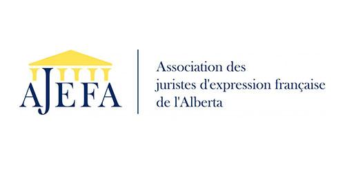 Association des juristes d'expression française de l'Alberta (AJEFA)