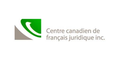 Centre canadien de français juridique (CCFJ)