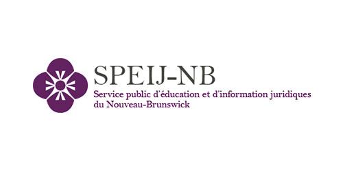 Service public d'éducation et d'information juridiques du Nouveau-Brunswick (SPEIJ-NB)