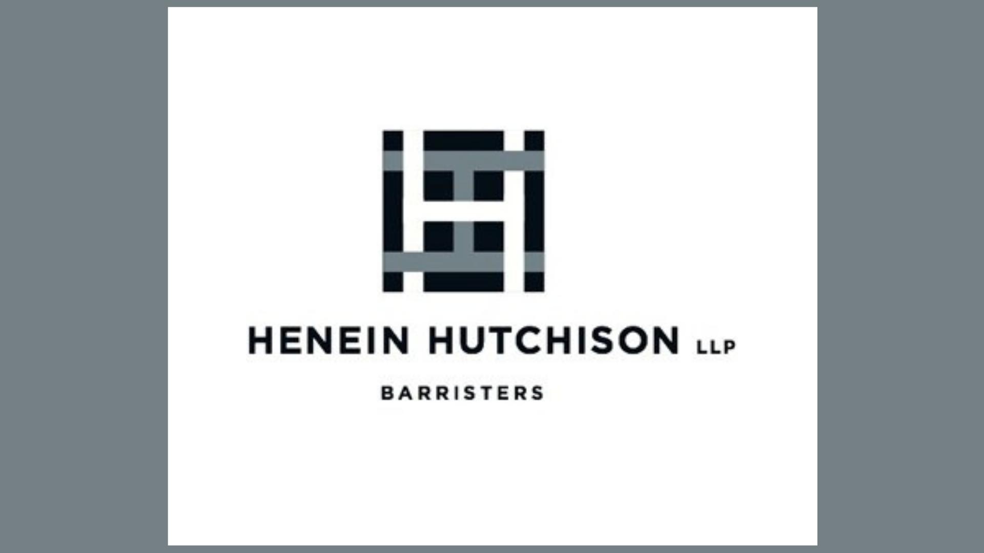 Henein Hutchison